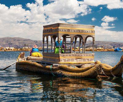 Ruta del Sol & Lago Titicaca