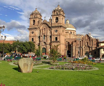 CITY TOUR AND SACSAYHUAMAN´S ARCHITECTURAL COMPLEX