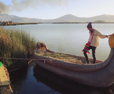 HALF-DAY TOUR TO THE UROS NATIVES´ FLOATING ISLANDS
